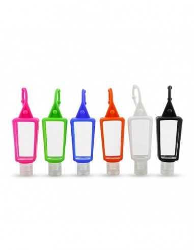 frasco gel antibacterial