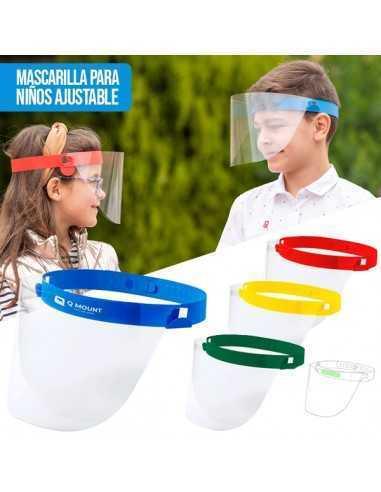 Protector Facial Niño Tundex