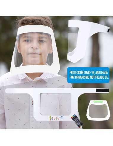 Protector Facial Niño Binky