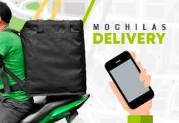 Mochila Delivery: La mejor herramienta para tus entregas